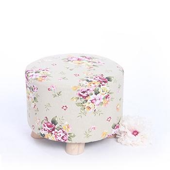 中国•沃之沃 实木矮凳换鞋凳1个