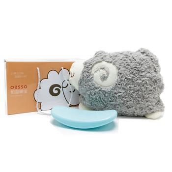oasso微波炉加热暖宝宝-绵羊抱枕款