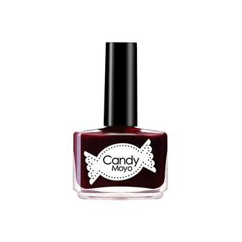 膜玉(Candy Moyo)指甲油 红莓浆果 CMB04 8ml