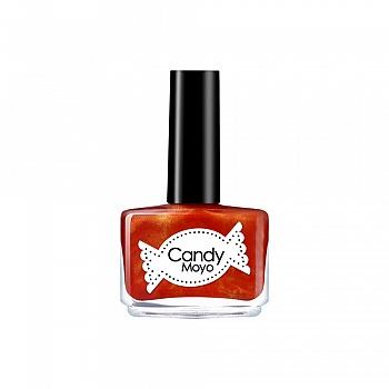中国•膜玉(Candy Moyo)指甲油 珠光橘 CMS59 8ml