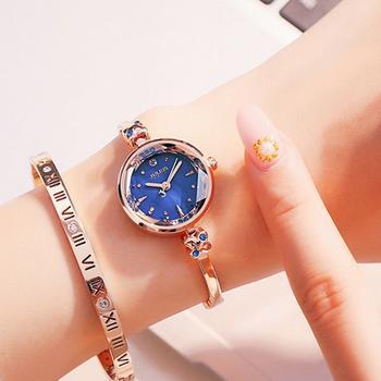 聚利时潮流精钢腕表时尚女士手表