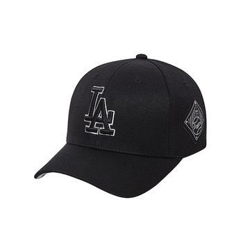 MLB棒球帽黑色06