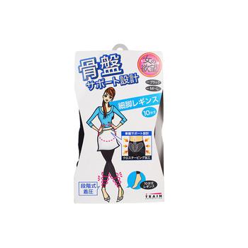 日本•女人的欲望 骨盆着压细腿提臀打底裤 80D M-L 黑色