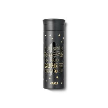 中国•COSTA 吉年之愿-保温杯(黑)320ml