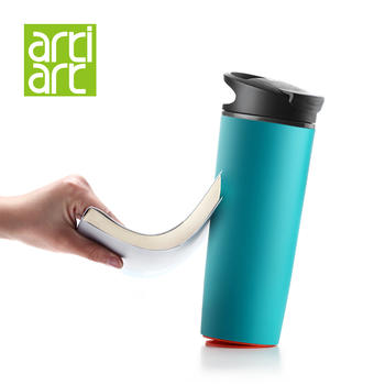 台湾Artiart 创意不倒杯 便携水瓶