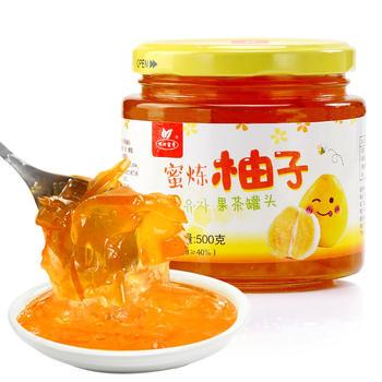 蜂蜜柚子茶500克