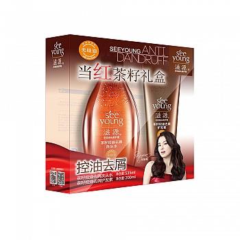 中国•滋源当红茶籽礼盒