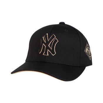 MLB棒球帽NY洋基队可调节情侣帽子