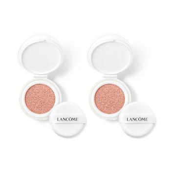 法国•兰蔻新空气轻垫修颜隔离乳 粉色 SPF29/PA+++ 14g*2