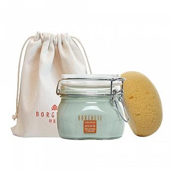 意大利•贝佳斯 矿物营养美肤泥浆膜430ml+海绵+贝佳斯袋子
