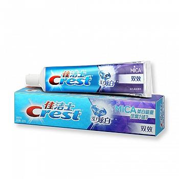 美国•佳洁士3D炫白双效牙膏120g