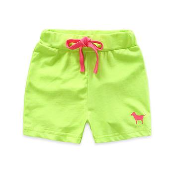 贝壳元素夏女短裤kz8308