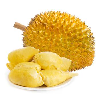 乐知果托曼榴莲2-3斤新鲜应季孕妇水果带壳