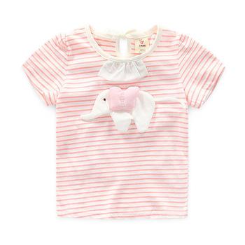 贝壳家族夏女短袖T恤tx3623
