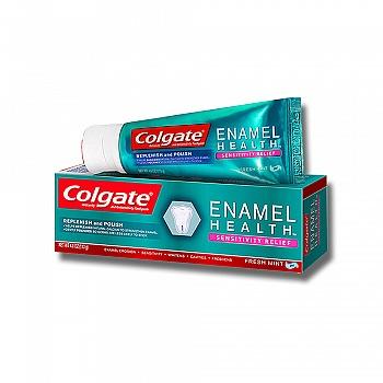 美国•高露洁(Colgate)牙釉健抗敏进口牙膏113g
