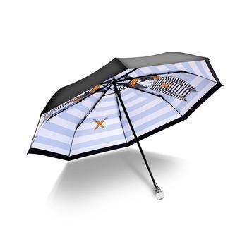 德国iRain卡通防晒晴雨伞