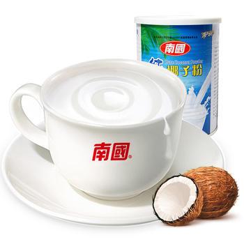 【送量勺10g】南国纯椰子粉360g罐