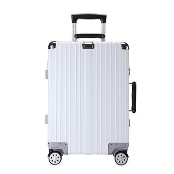 萨兰丹迪复古风格简系铝框箱20寸