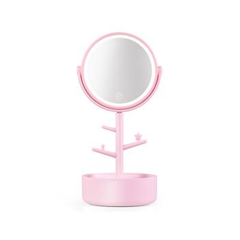 中国•LED收纳美颜镜