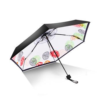 德国iRain袖珍迷你口袋防晒晴雨伞