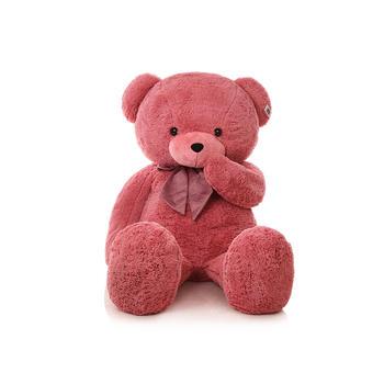 柏文熊摩根丝带大号泰迪熊160cm