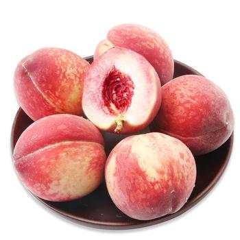 乐知果湖北襄阳水蜜桃5斤装新鲜水果