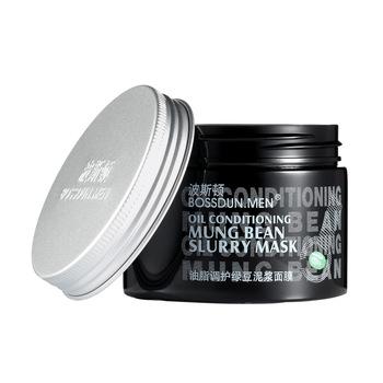 中国•波斯顿油脂调护绿豆泥浆面膜150g