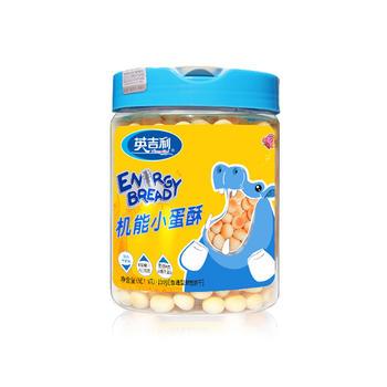 英吉利 钙+牛奶小蛋酥150g/罐