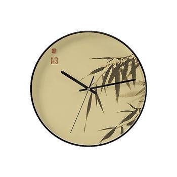 寓义 小雅系列中国风艺术挂钟