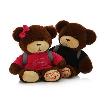 柏文熊港版情侣抱抱熊公仔毛绒玩具女孩生日礼物