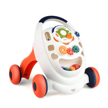 贝恩施 婴儿多功能学步车玩具