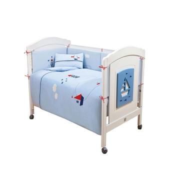 好孩子床上用品新生儿床品五件套