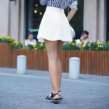 华伊格 时尚半身短裙HJQ-Q4040