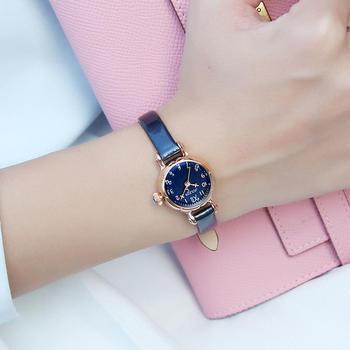 聚利时新款童话南瓜造型女士手表