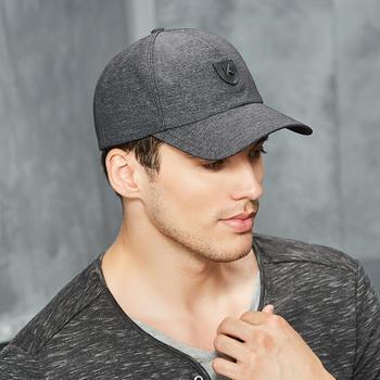 卡蒙秋冬季帽子男保暖黑色棒球帽