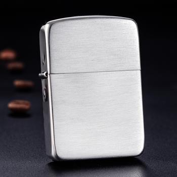 Zippo999纯银限量版原装打火机