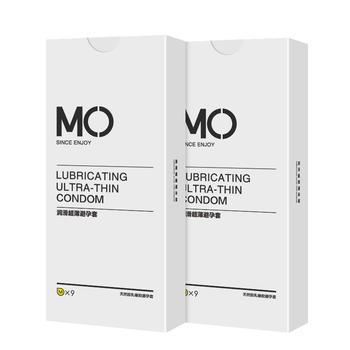 名流MO玻尿酸避孕套18只装安全套