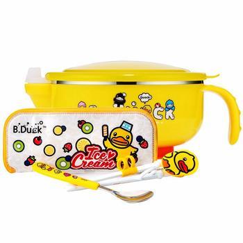 B.Duck儿童餐具套装组
