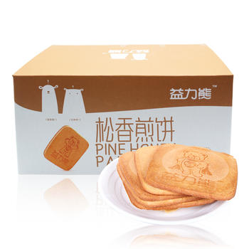 正香源益力熊日式煎饼408g/盒