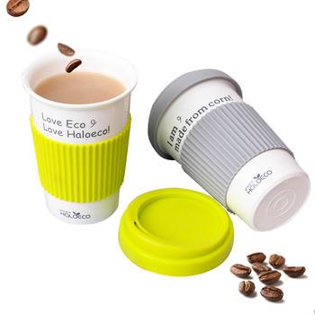 考比玉米天然材质创意牛奶咖啡杯