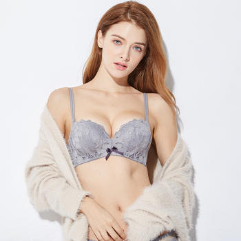LWQGL 聚拢文胸小胸性感内衣女胸罩