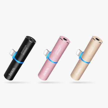 HOCOiPhone7充电音频线二合一转换器