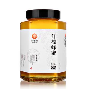 北京同仁堂臻品洋槐蜂蜜750g/瓶