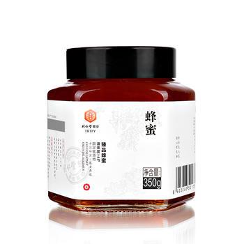 北京同仁堂臻品百花蜂蜜350g/瓶