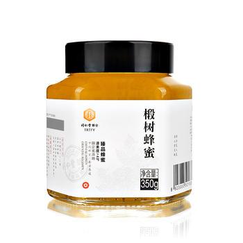 北京同仁堂臻品椴树蜂蜜350g/瓶