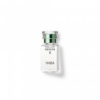 HABA 鲨烷精纯美容油II 15ml