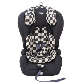 pouch适用9月-12岁宝宝便携安全座椅