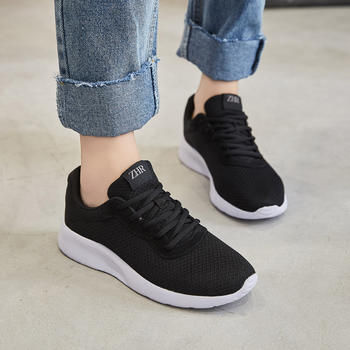 ZHR-透气网?#22841;?#38386;跑步鞋运动鞋
