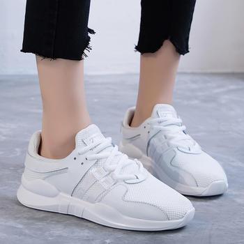 ZHR-牛皮?#21767;油?#24067;运动鞋情侣款