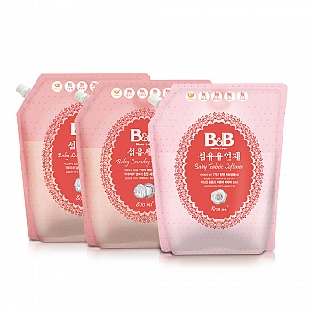 保宁洗涤类套装(纤维洗涤剂800ml*2+纤维柔顺剂800ml*1)